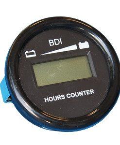 BDI / Urenteller