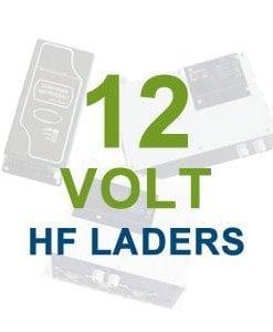 12 Volt HF laders