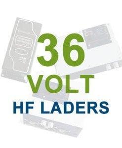 36 Volt HF laders