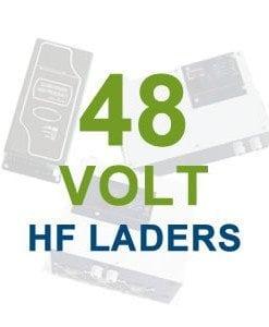 48 Volt HF laders