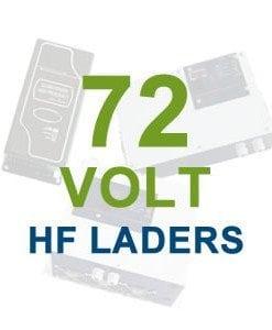 72 Volt HF laders