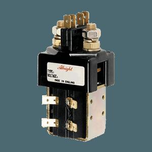 Albright contactor relais SW84/1T
